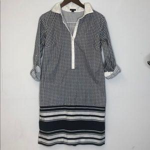 Ann Taylor Long Sleeve Dress Medium